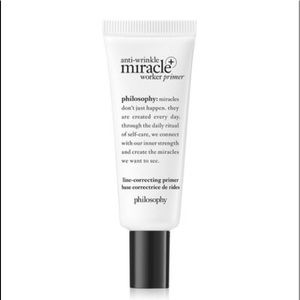 🌼 philosophy miracle worker primer